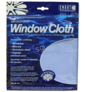 SMART Microfiber Window Cloth (40 x 40 cm)